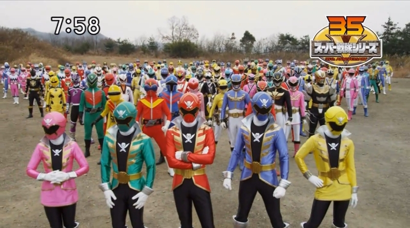 Photo of Kaizoku Sentai Goukaiger: Na mais nova pérola produzida pela TOEI, os Sentais atacam de piratas!