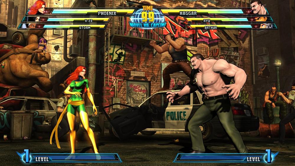 Photo of Mais dois para a lista: Mike Haggar e Phoenix estão em Marvel vs Capcom 3! [PS3/X360]