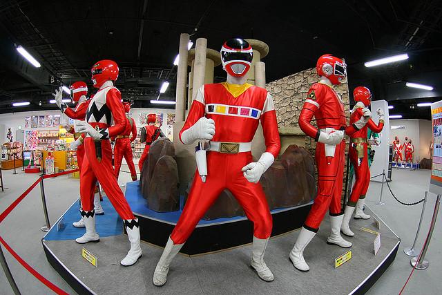 Photo of Relembre os anos 80 e seus heróis japoneses em uma visita ao museu da Toei [You Tube]