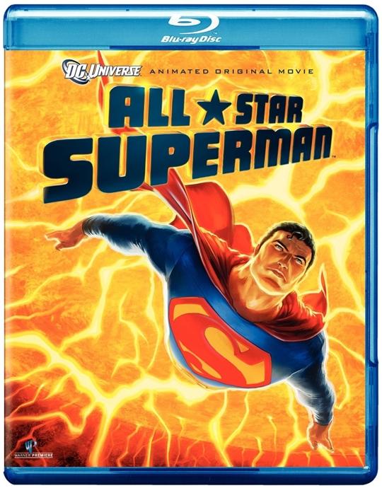 Photo of Superman All-Star: a essência do Homem de Aço em uma animação 5 estrelas! [Blu-ray/DVD]