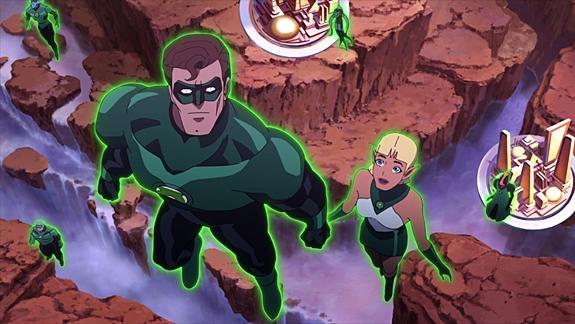 Photo of Tropa dos Lanternas Verdes entra em guerra em junho! [DVD/Blu-Ray]
