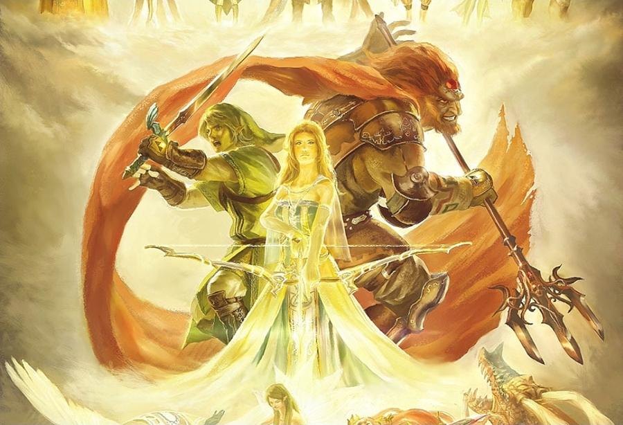 Photo of O aniversário de 25 anos da série The Legend Of Zelda confunde os games com a mais pura arte!