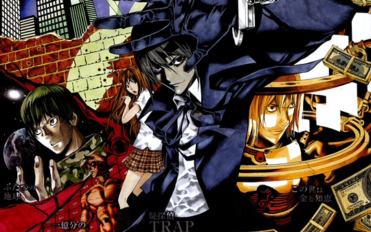 Photo of Wallpaper do dia: Bakuman!
