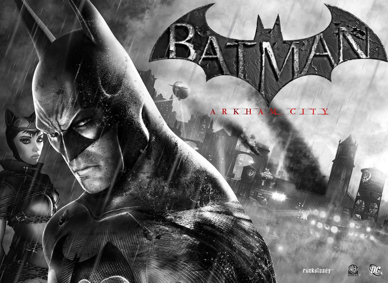 Photo of Batman: Arkham City ganha data de lançamento! [PS3/X360/PC]