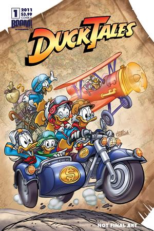 Nova série de DuckTales no Brasil! DuckTales_01_CVR_A