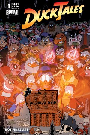 Nova série de DuckTales no Brasil! DuckTales_01_CVR_B