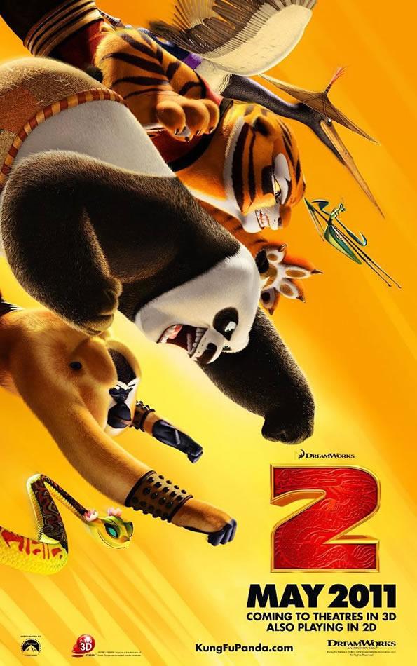 Photo of Panda, Rio, Gato e Carros: Quatro novos trailers de quatro novas animações para os cinemas em 2011!