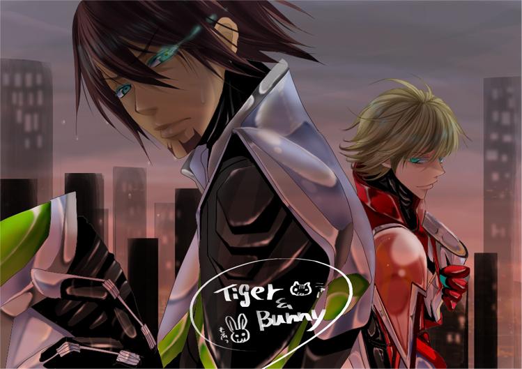 Photo of Um bom anime ofuscado por obras-primas? Tiger & Bunny! O verdadeiro espiríto do herói! [Impressões]
