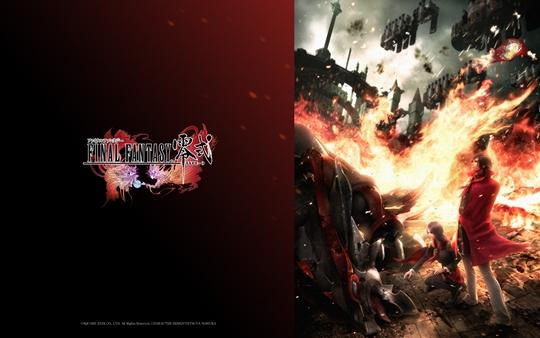 Photo of Wallpaper do dia: Final Fantasy Type-0!