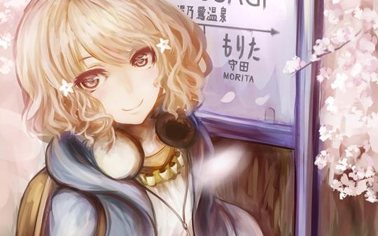 Photo of Wallpaper do dia: Hanasaku Iroha!