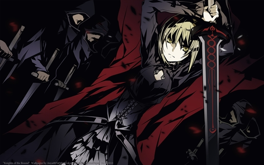 Photo of Wallpaper do dia: Fate/stay night!