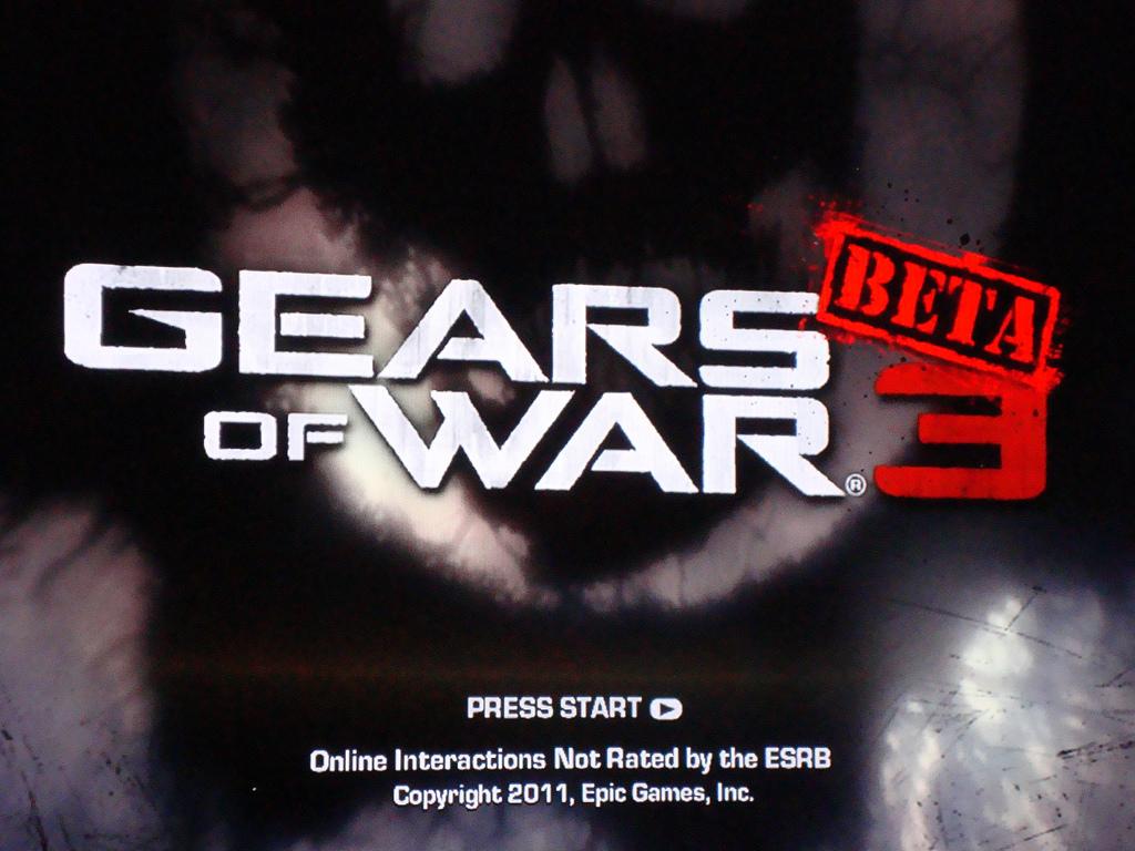 Photo of Gears of War 3 BETA: um pouco de tudo que você tem curiosidade em saber!