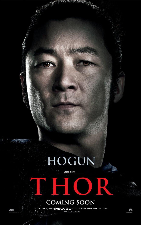 Photo of Super-Herói do dia: Hogun e Volstagg!!! [HQ][Cinema]