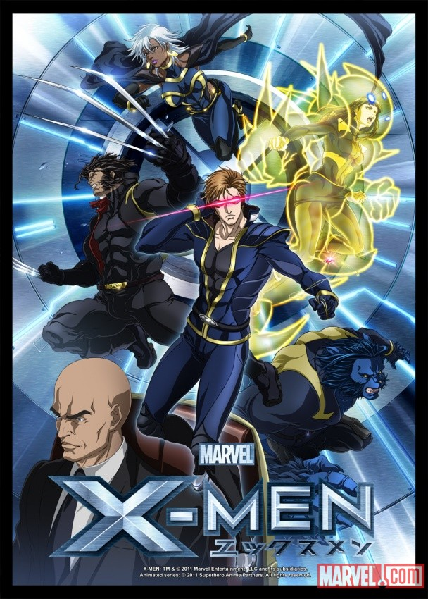 Photo of Anime dos X-men: Será que ficou bom? [Impressões]