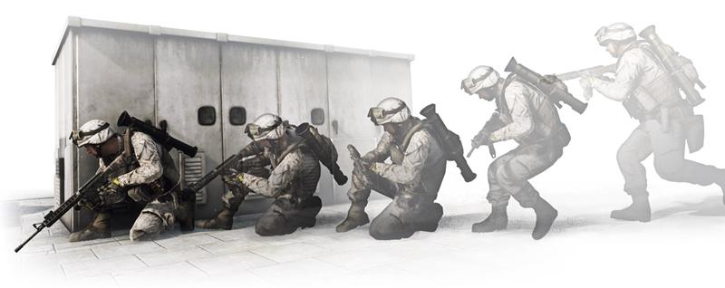 Photo of Battlefield 3: Faut Line versão cinematográfica com um rápido bônus no final do trailer! [PS3/X360/PC]