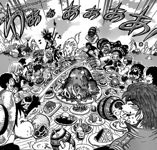 Conversa De Mangá Especial: One Piece X Toriko! (Crossover