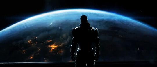 Photo of [PC/X360/PS3] As (duas) primeiras imagens OFICIAIS de Mass Effect 3!