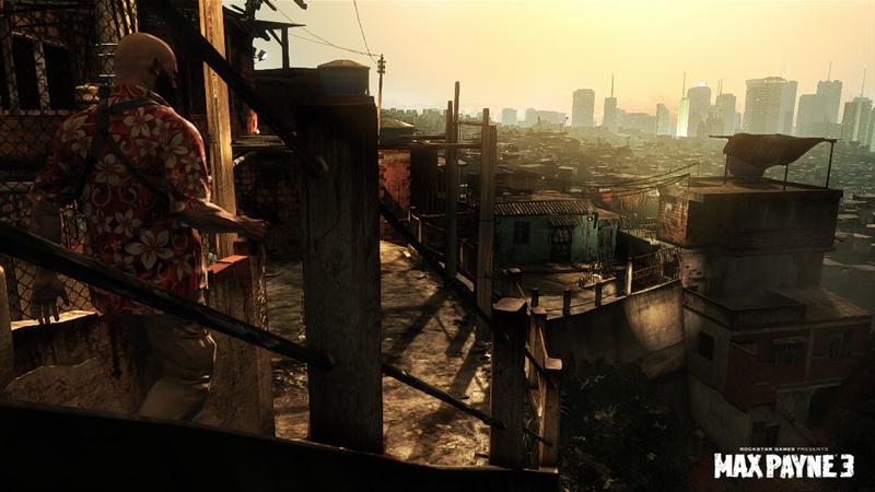 Photo of As várias facetas de Max Payne 3 em sua passagem pela República das Bananas!