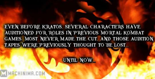 Photo of Descubra quem mais se candidatou a personagem extra no novo Mortal Kombat! [YouTube]