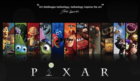 Photo of Pixar chega aos 25 anos, vamos celebrar uma era fantástica! [Animação]