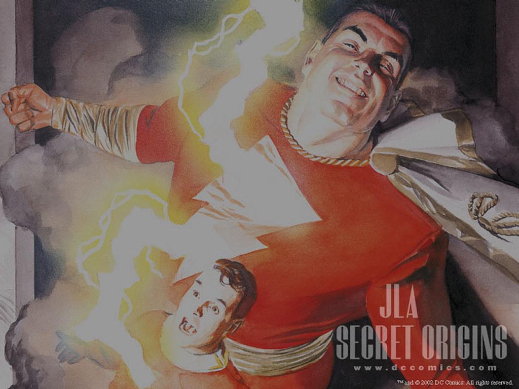 Photo of Super-Herói do dia: CAPITÃO MARVEL! [HQ] [PicArt]