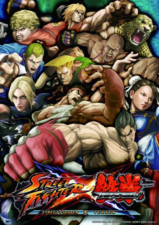 Photo of Street Fighter x Tekken resurge em novos vídeos na Captivate! [PS3/X360]