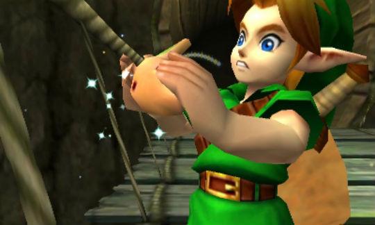 Photo of Link, Zelda, Hyrule (e… Ganondorf?) mais lindos do que nunca em Ocarina Of Time 3D! [3DS]