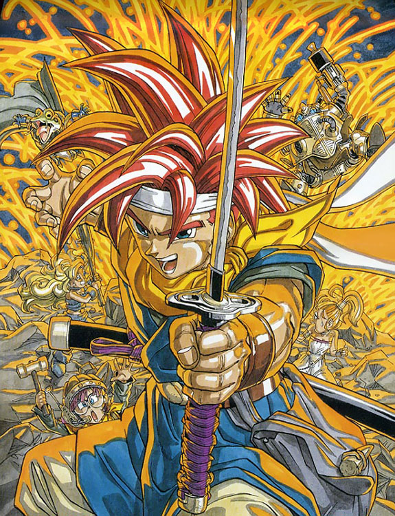 Photo of Super-herói do dia | Cronos, o herói de Chrono Trigger!