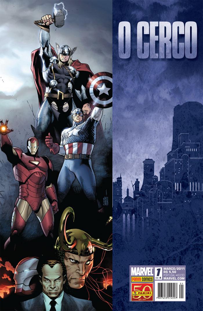 Photo of Norman Osborn e os Vingadores Sombrios invadem Asgard! [O Cerco Nº1] [MdQ]