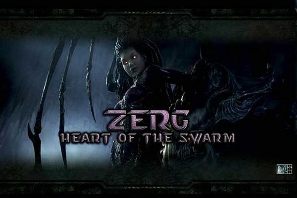 Photo of Starcraft II: Heart of the Swarm! Raynor e Kerrigan de volta no primeiro trailer! [Games]