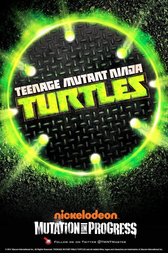 Photo of 2012 será o ano da tartaruga… ninja! Força de Tartaruga!!! [TV] [Brinquedos] [HQ]