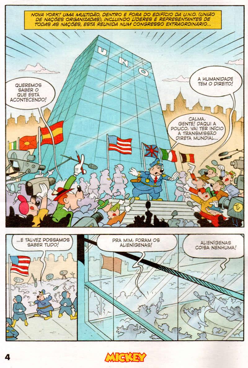 Mickey n°824 [Maio/2011] - Prévia em scans na pág. 04! - Página 3 Mk82402
