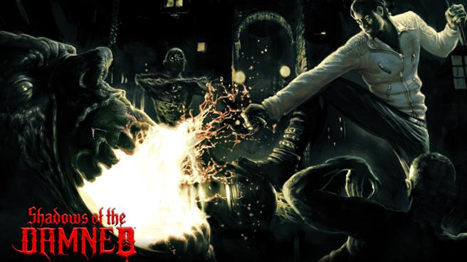 Photo of Shadows Of The Damned também vem com muito humor, mas só para maiores! [PS3/X360]