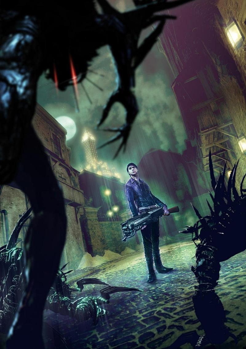 Photo of Shadows Of The Damned: As histórias de terror nos games ganham mais um capítulo! [PS3/X360]