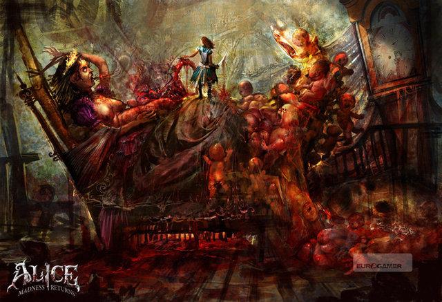 Photo of Alice Madness Returns: O País das Estranhas Maravilhas em novo gameplay! [PS3/X360/PC]