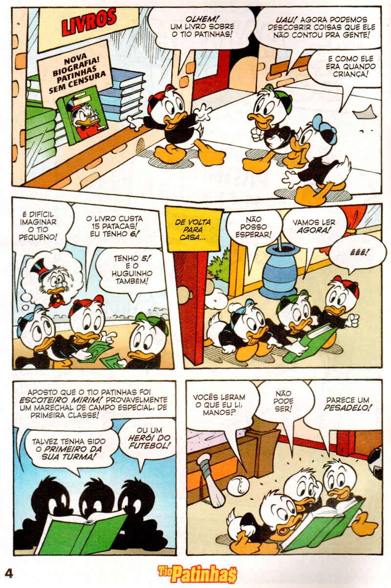 Tio Patinhas n°550 [Maio/2011] - Prévia em scans na pág. 04! - Página 3 Tp55002