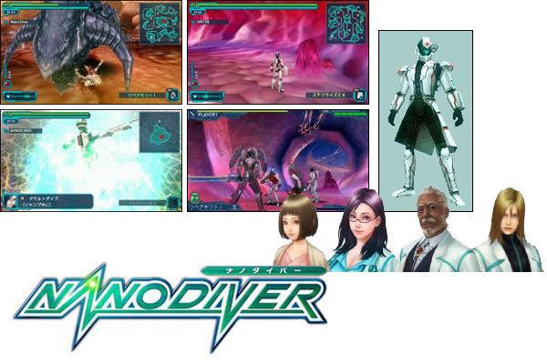 Photo of Nano Diver, o Monster Hunter de médicos!? Mais um pra lista dos jogos bizarros japoneses! [PSP]