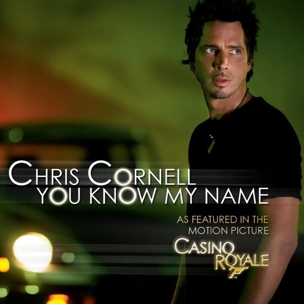 Photo of Música de Fim de Semana | Chris Cornell em 007: Casino Royale!