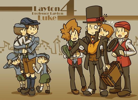 Photo of A trilogia do passado começa! Professor Layton 4 é finalmente anunciado pros EUA! [E3 2011] [Trailer]