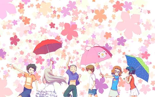 Photo of Wallpaper do dia: Ano Hi Mita Hana no Namae wo Bokutachi wa Mada Shiranai!