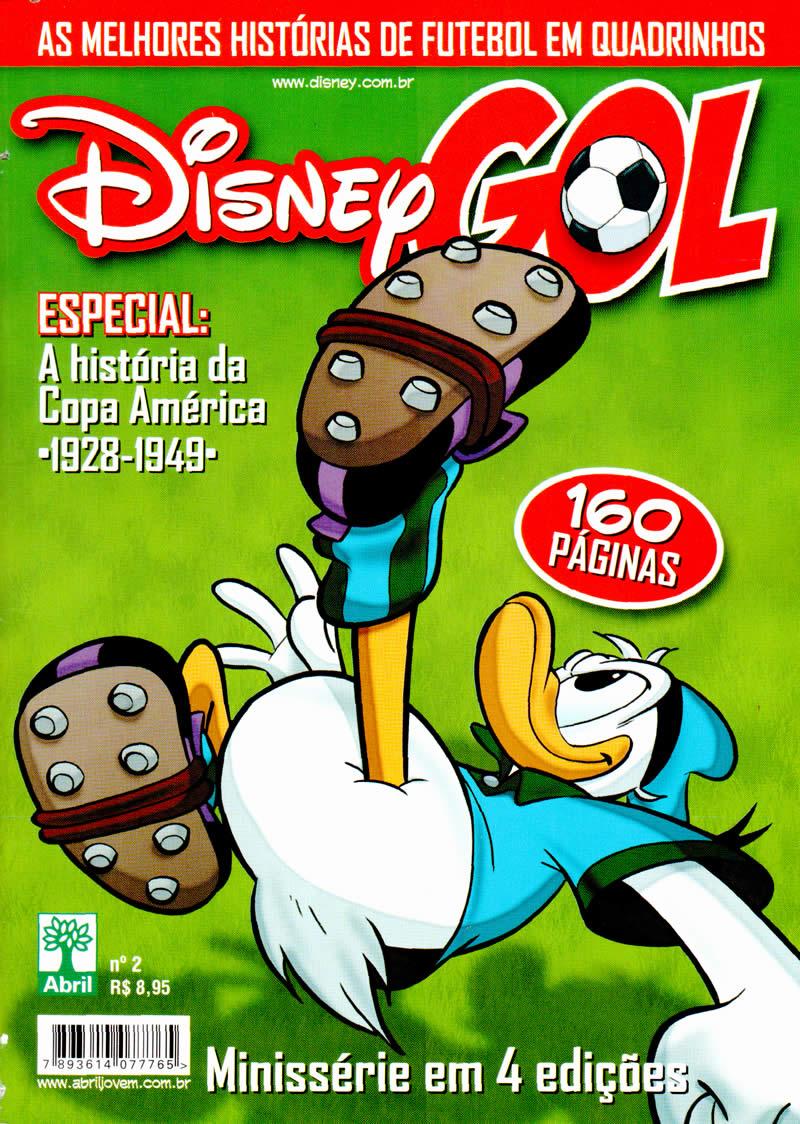 Photo of Prévia: Disney GOL #2! O dia em que Mickey e Pateta apagaram o futebol da história da humanidade!