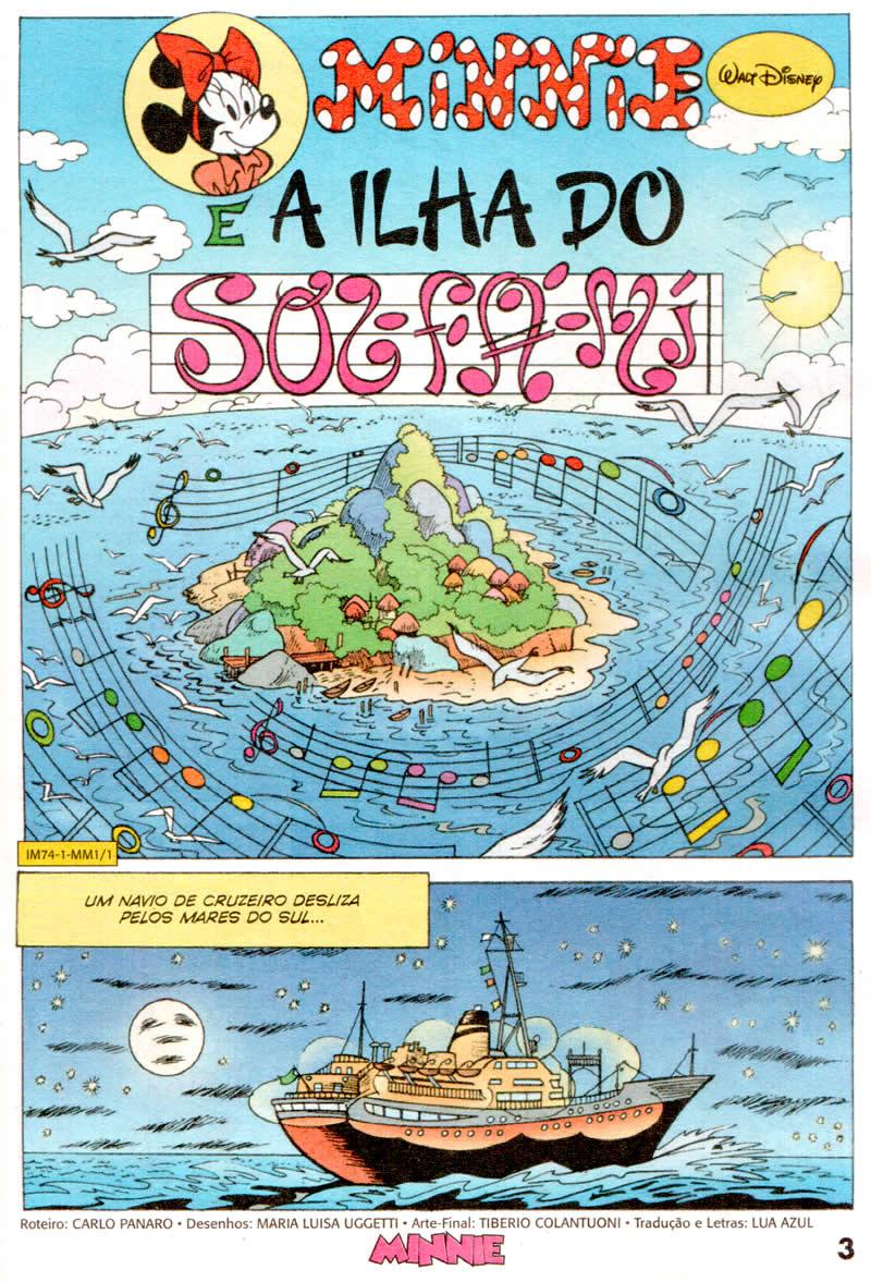 Minnie Mensal n° 01 [Junho/2011] - Prévia em scans na pág. 03! - Página 2 MN0101