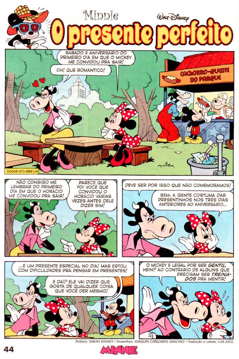 Minnie Mensal n° 01 [Junho/2011] - Prévia em scans na pág. 03! - Página 2 MN0108