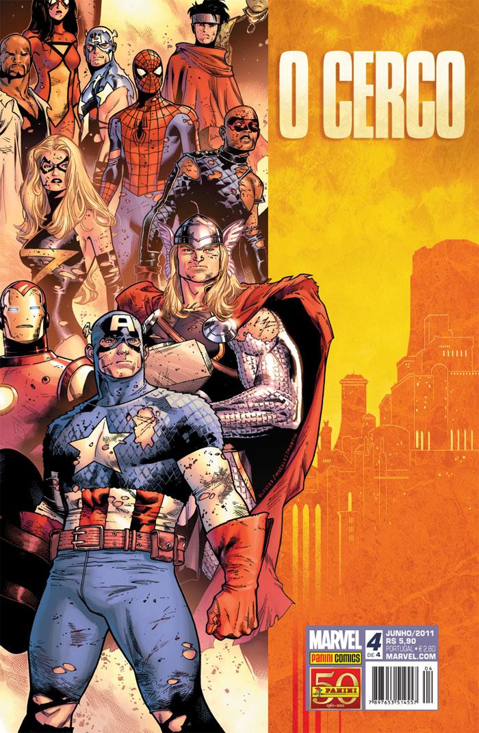 Photo of Asgard caiu, mas os os heróis se levantam e dão início a uma nova era! [O Cerco Nº4] [MdQ]