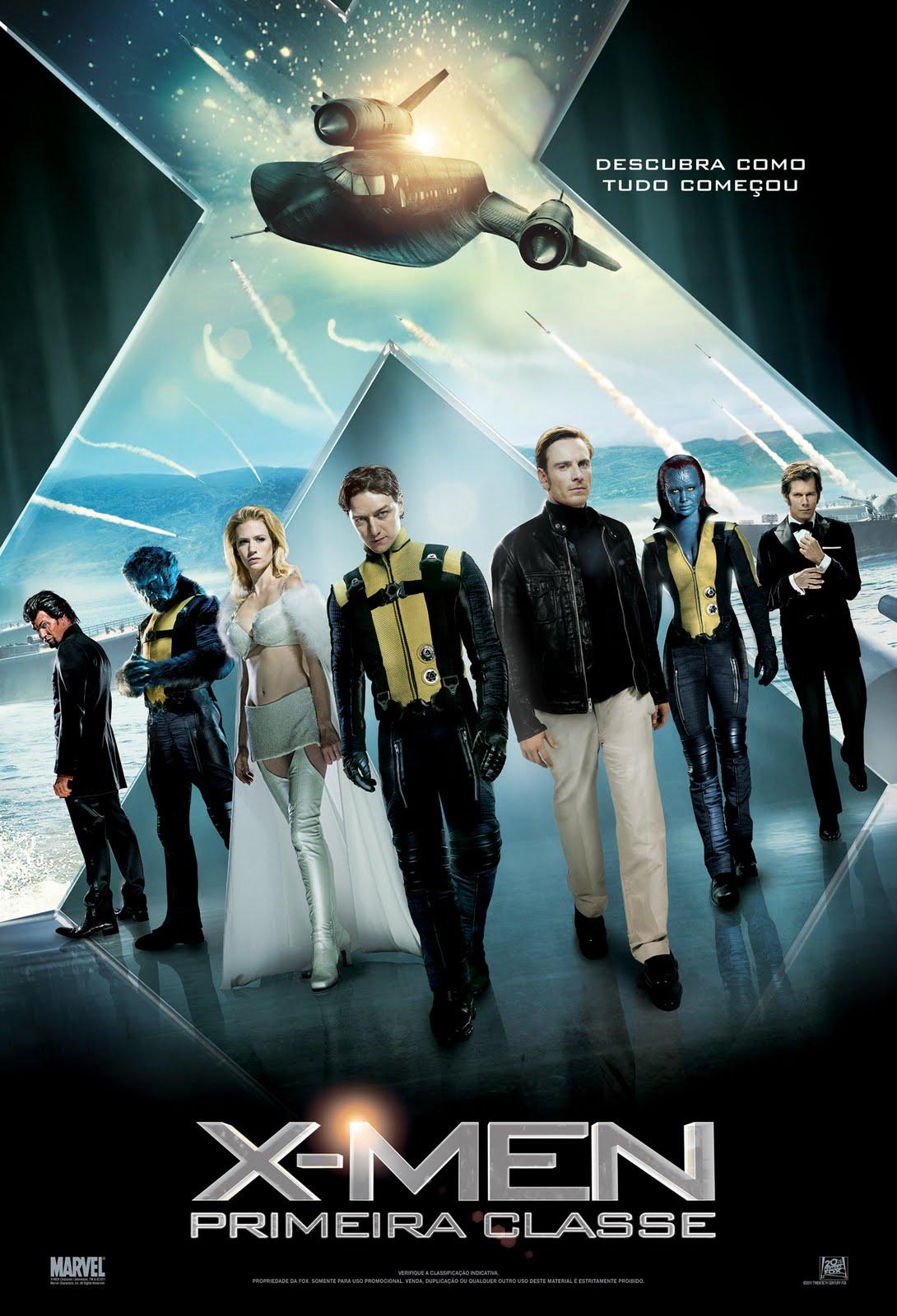 Photo of Cinema: X-Men: Primeira Classe – Eu Fui!