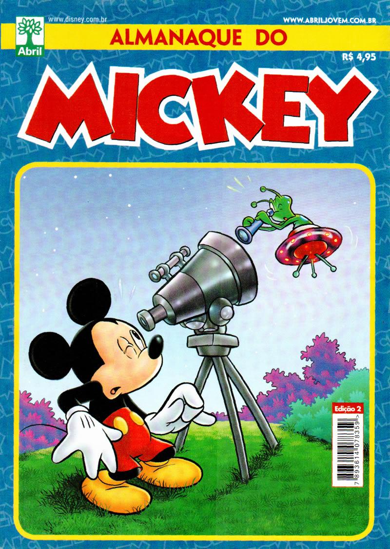 Almanaque do Mickey #02 [Junho/2011]  - Prévia em scans na pág. 01! Almk0200