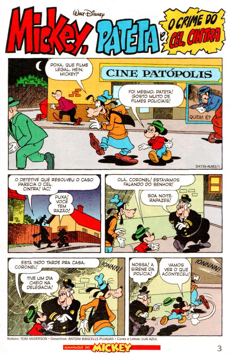 Almanaque do Mickey #02 [Junho/2011]  - Prévia em scans na pág. 01! Almk0201