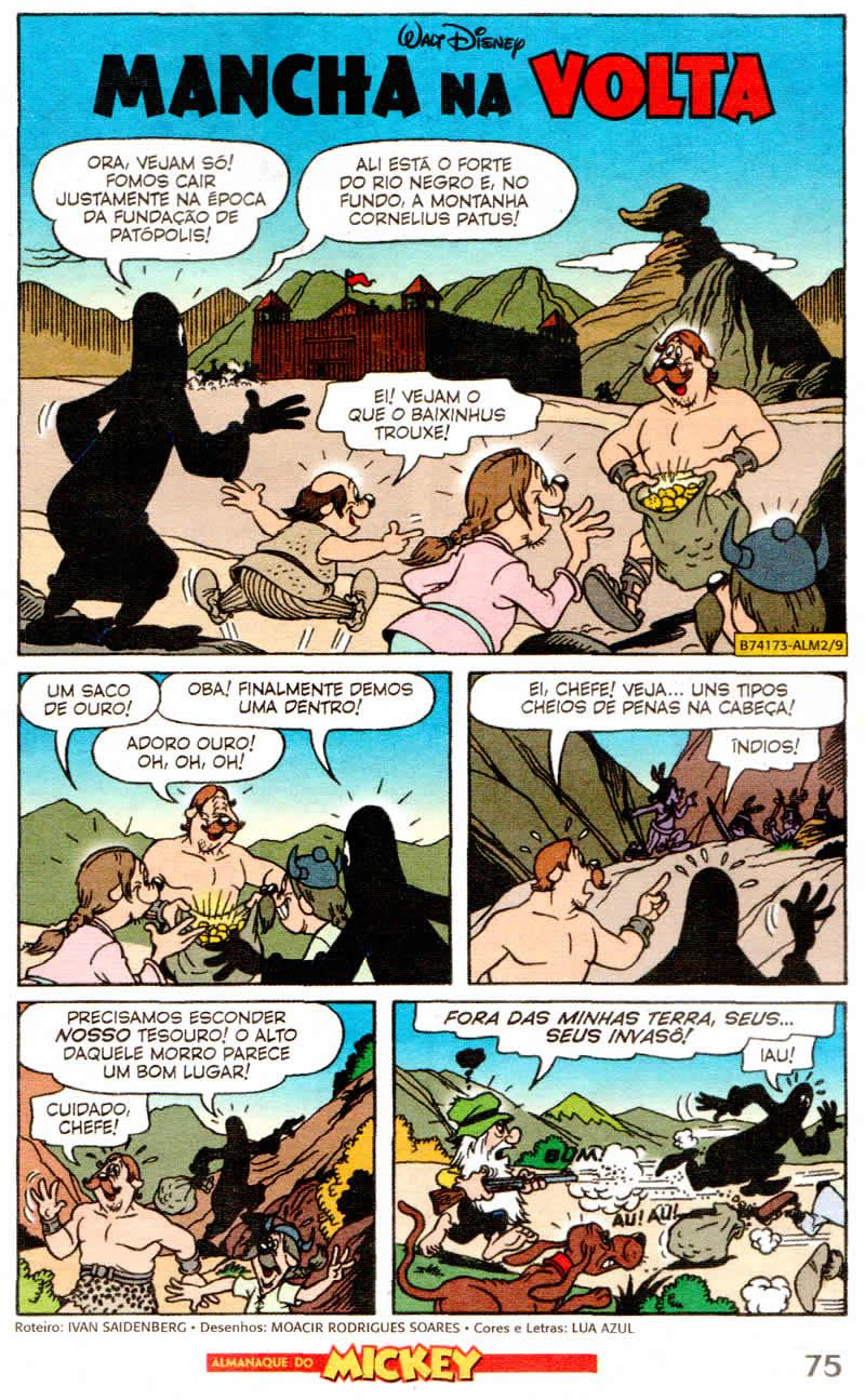 Almanaque do Mickey #02 [Junho/2011]  - Prévia em scans na pág. 01! Almk0209