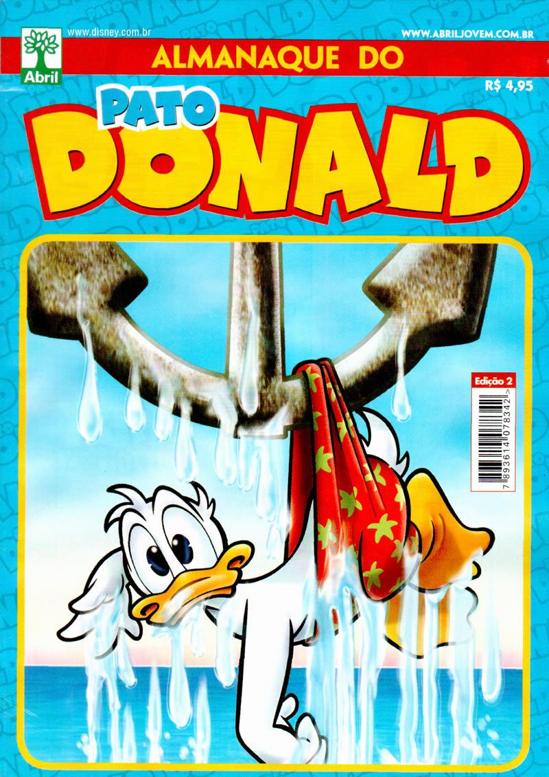 Almanaque do Pato Donald #02 [Junho/2011]  - Previa em scans na pág 01! Alpd0200
