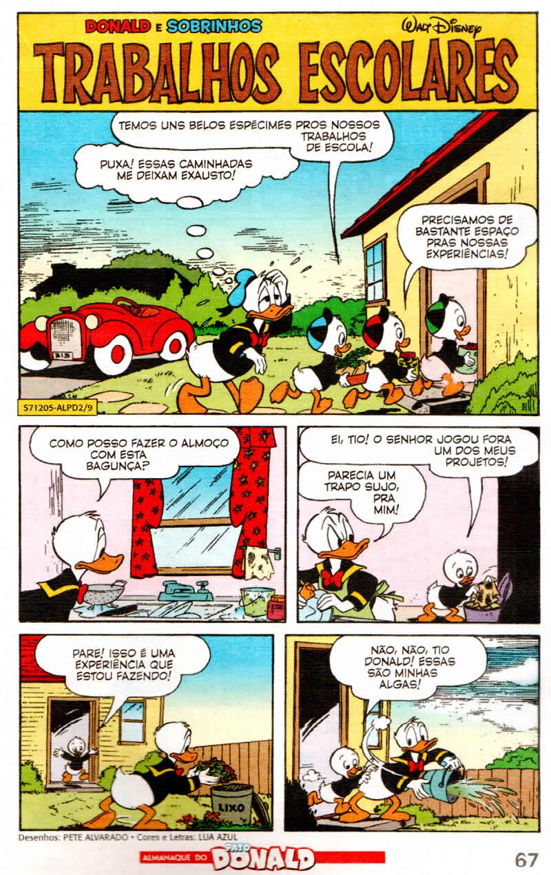 Almanaque do Pato Donald #02 [Junho/2011]  - Previa em scans na pág 01! Alpd0209
